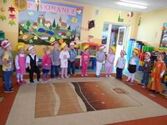 Galeria Pasowanie na przedszkolaka 2014