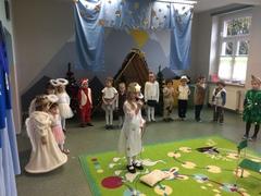 """Galeria 2018.12.21 Przedstawienie świąteczne u """"Motylków"""" w Żużeli"""