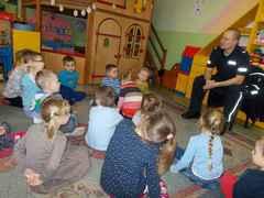 Galeria Spotkanie z policjantem  23.03.2016r