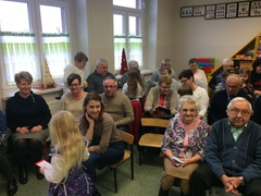 Galeria Dzień Babci i Dziadka u przedszkolaków w Żużeli