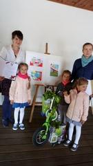 Galeria Żywocickie bociany przyniosły szczęście przedszkolakom