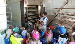 Galeria 2019.05.21 Przedszkolaki  w piekarni