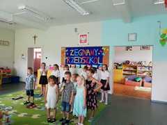 Galeria 2019.06.18 Pożegnanie starszaków w grupie Motylków w Żużeli