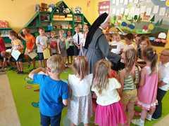 """Galeria 2019.06.19   """"Żegnaj przedszkole kochane przez wszystkie dzieci tak lubiane"""""""