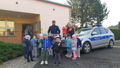 Galeria 2019.10.03 Wizyta policjantów