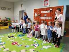 Galeria 2019.10.31 Pasowanie na przedszkolaka w Żużeli