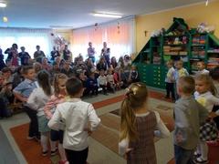Galeria Pasowanie na  Przedszkolaka  2016