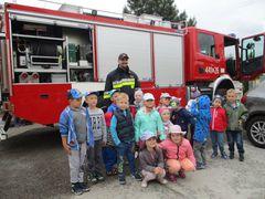 Galeria Wizyta strażaków 24.05.2017