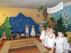 Galeria Jasełka w przedszkolu 21.12.2015