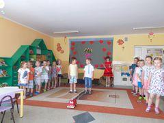 Galeria ,, Pożegnamy przedszkole – pokłonimy się szkole ''