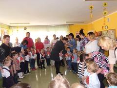 Galeria Pasowanie na przedszkolaka i starszaka 2017