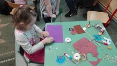 Galeria Przedświąteczne majsterkowanie u przedszkolaków w Żużeli