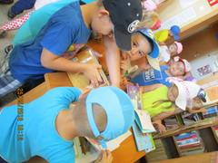 Galeria Wizyta przedszkolaków w bibliotece - galeria