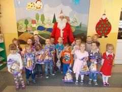 Galeria Odwiedziny Św. Mikołaja 2015