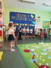 Galeria Zakończenie roku szkolego u Motylków w Żużeli