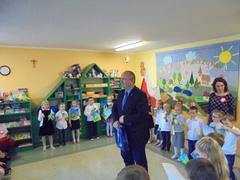 Galeria 2018.10.18 Pasowanie na przedszkolaka